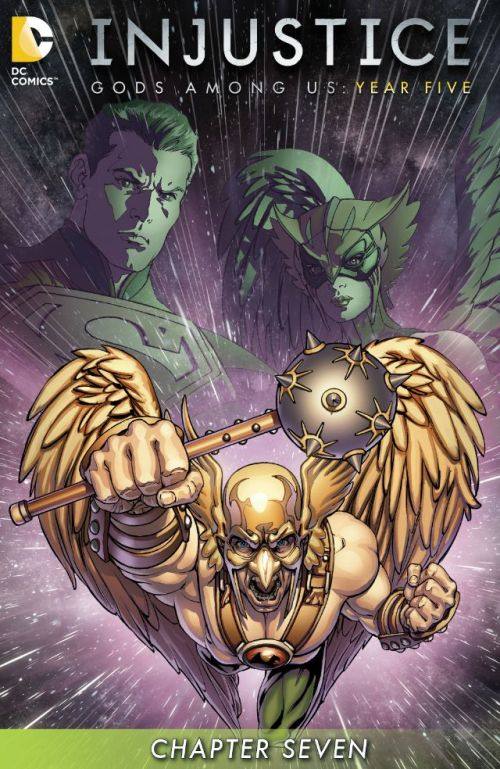 Injustice – Gods Among Us – Year Five #7