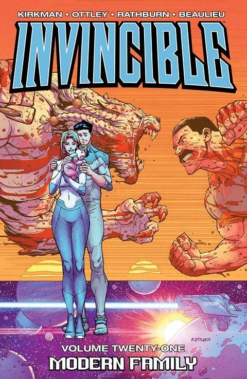 Invincible Vol. 21 – Modern Family