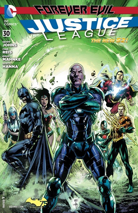 Justice League Vol. 6 – Injustice League