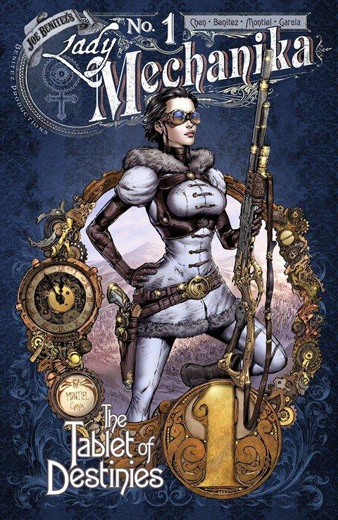 Lady Mechanika – The Tablet of Destinies #1 – 6 (2015)