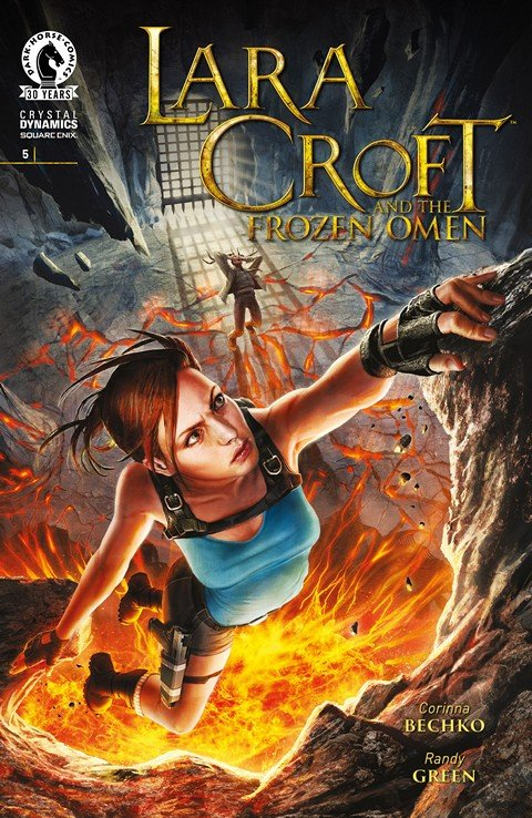 Lara Croft and the Frozen Omen #1 – 5