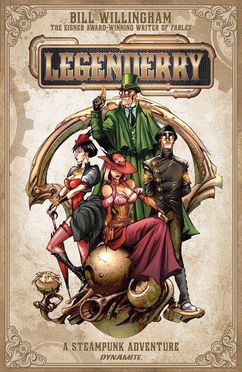 Legenderry – A Steampunk Adventure #1 – 7