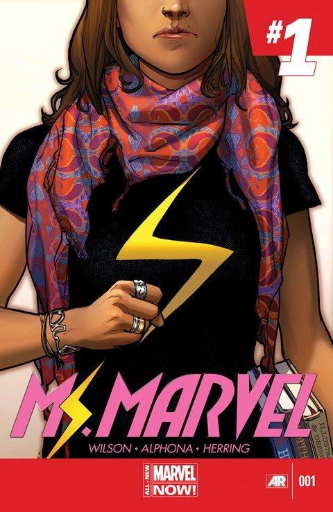 Ms. Marvel Vol. 3 #1 – 19 (2014-2015)