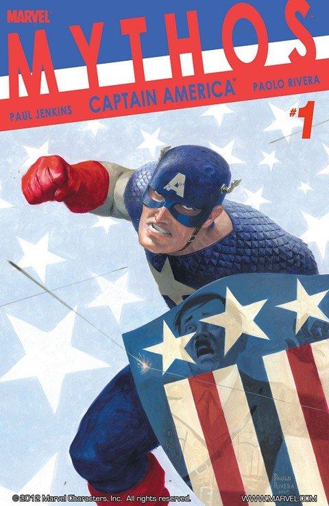 Mythos – Captain America #1 (2008)