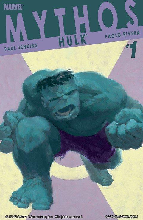 Mythos – Hulk #1 (2006)