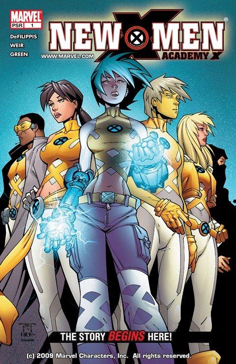 New X-Men Vol. 2 #1 – 46
