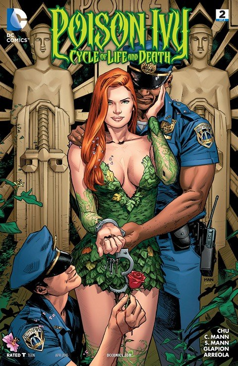 Poison Ivy – Cycle of Life and Death #2