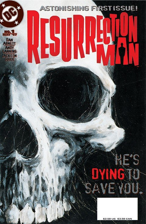 Resurrection Man #1 – 27
