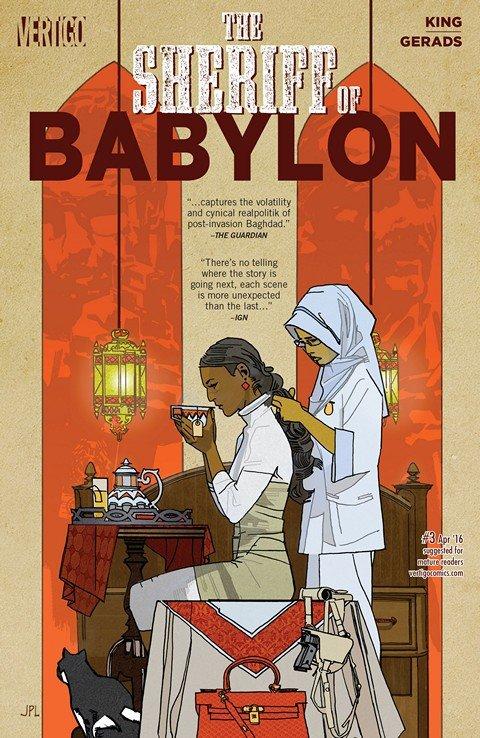 Sheriff of Babylon #3