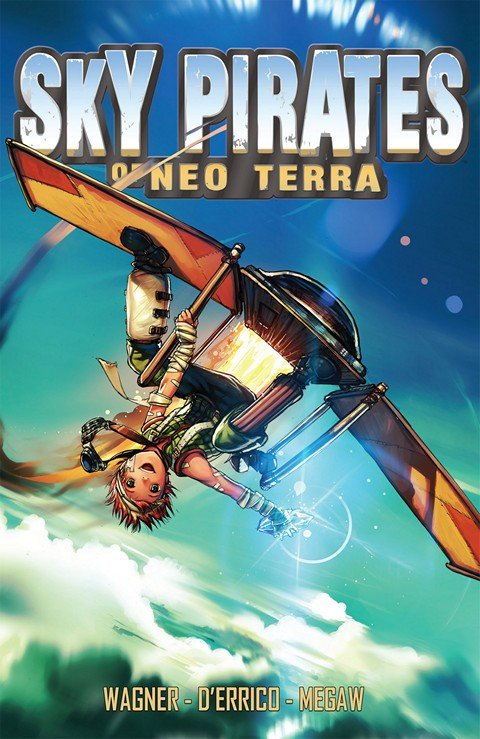 Sky Pirates of Neo Terra (TPB)
