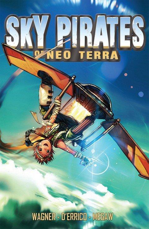 Sky Pirates of Neo Terra (TPB)
