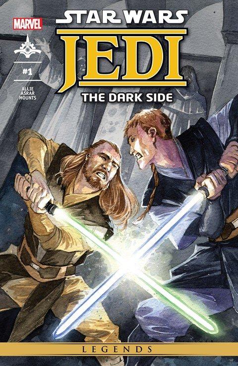 Star Wars – Jedi – The Dark Side #1 – 5 (2015)
