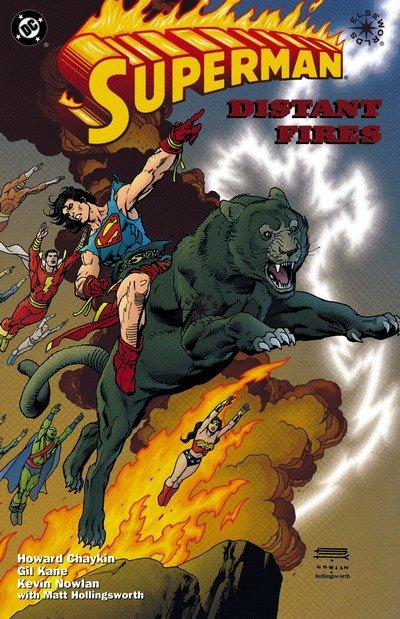 Superman – Distant Fires #1 (1997)