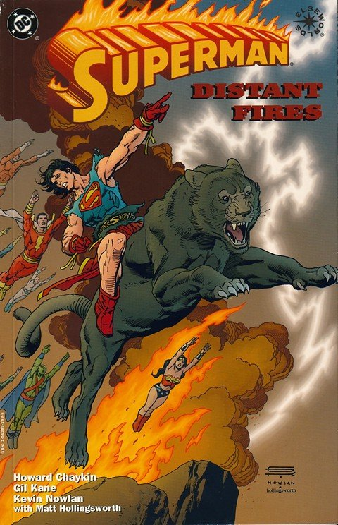 Superman – Distant Fires