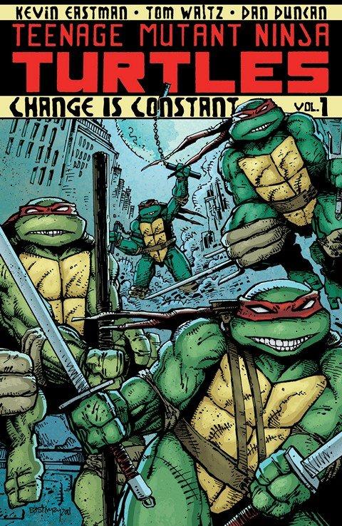 Teenage Mutant Ninja Turtles Vol. 1 – 13