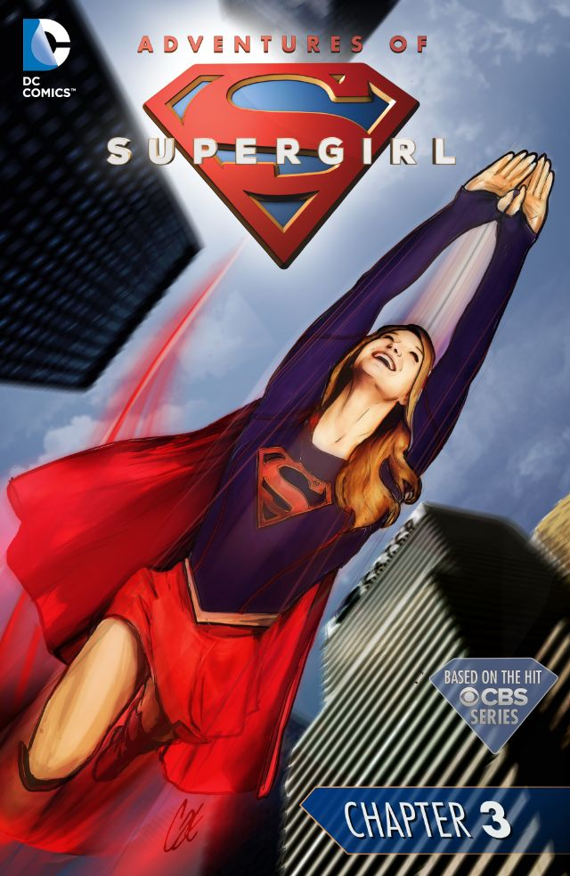 The Adventures of Supergirl #3