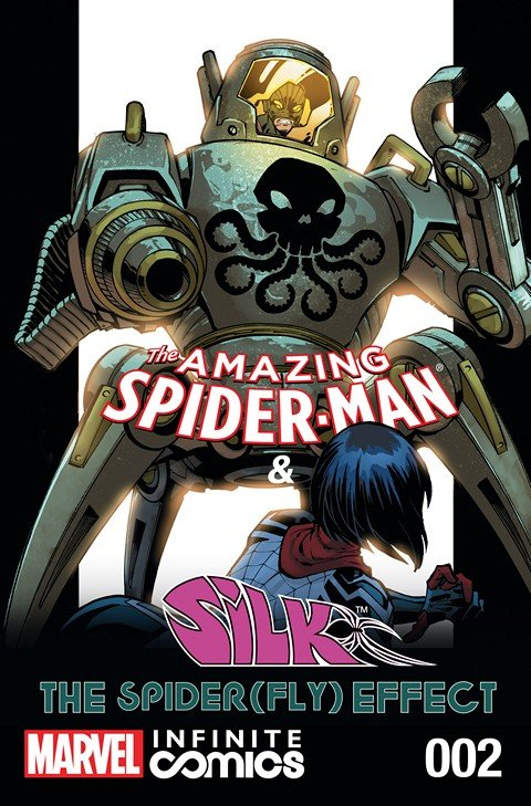 The Amazing Spider-Man & Silk – Spider(Fly) Effect Infinite Comic #2