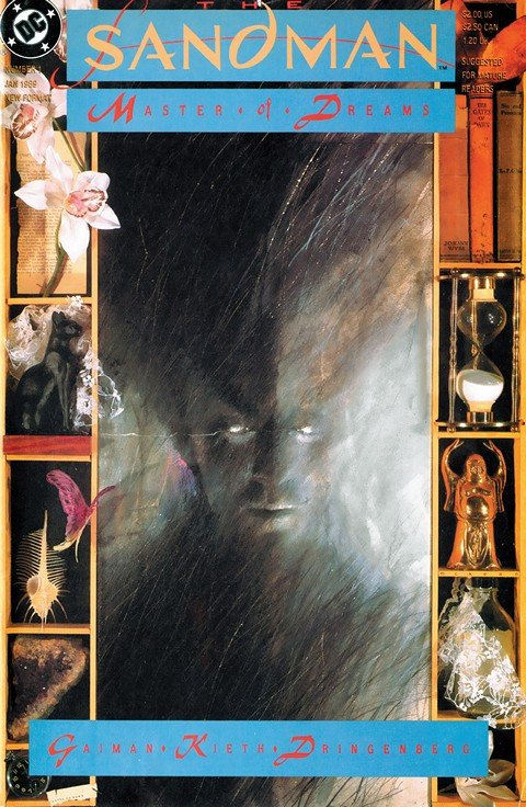 The Sandman #1 – 75 + Extras (1989-1996)