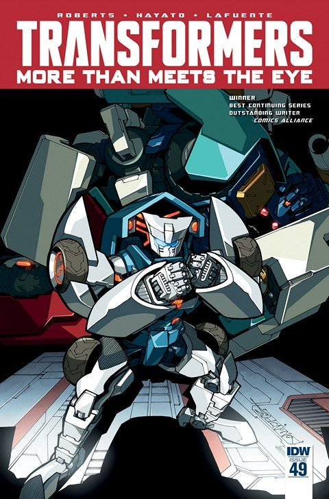 The Transformers – More Than Meets the Eye #49