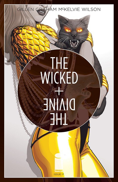 The Wicked +The Divine #13 – 17