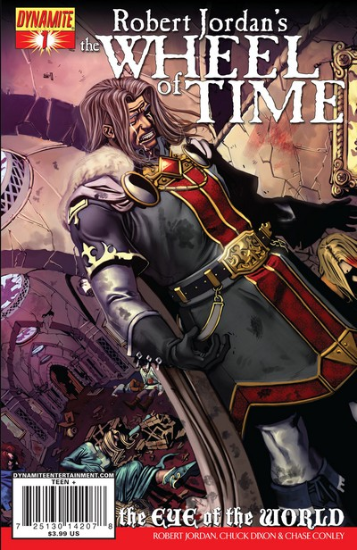 Wheel of Time – The Eye of the World #1 – 35 (2010-2013)