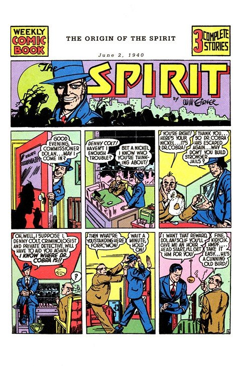 Will Eisner – The Spirit (Collection)