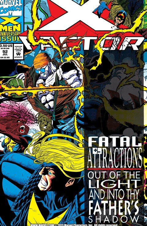 X-Men – Fatal Attractions (Complete)
