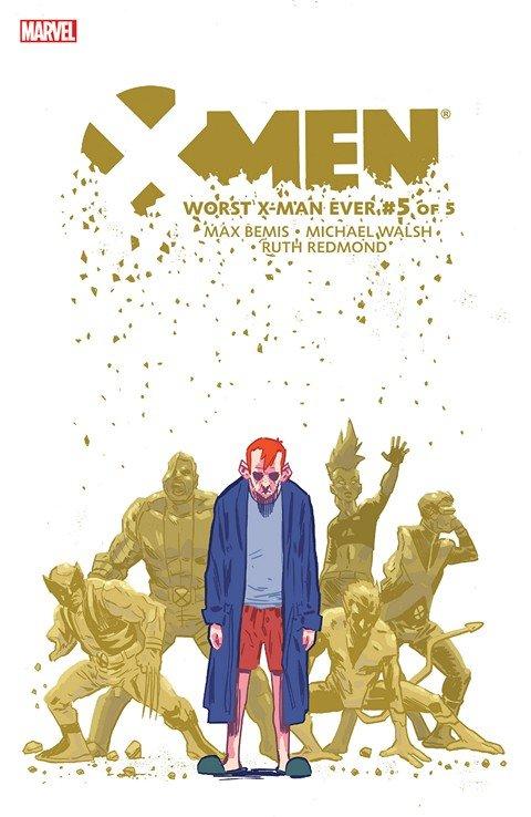 X-Men – Worst X-Man Ever #1 – 5