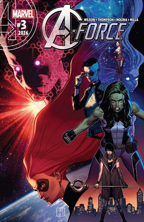 A-Force #3 (2016)