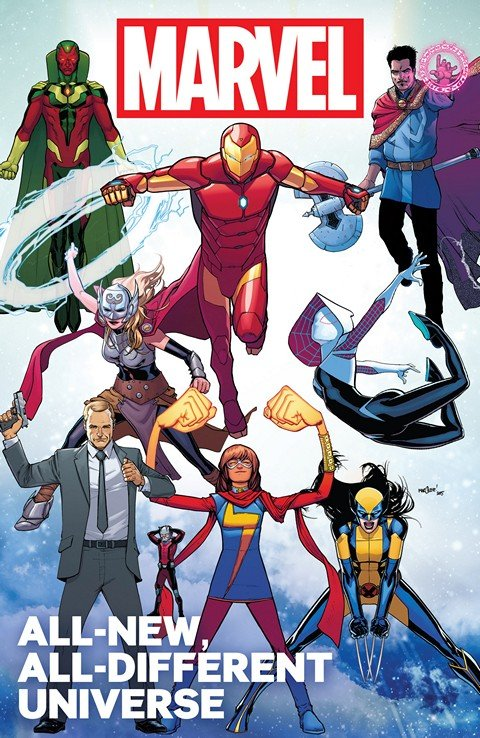 All-New, All-Different Marvel Universe #1