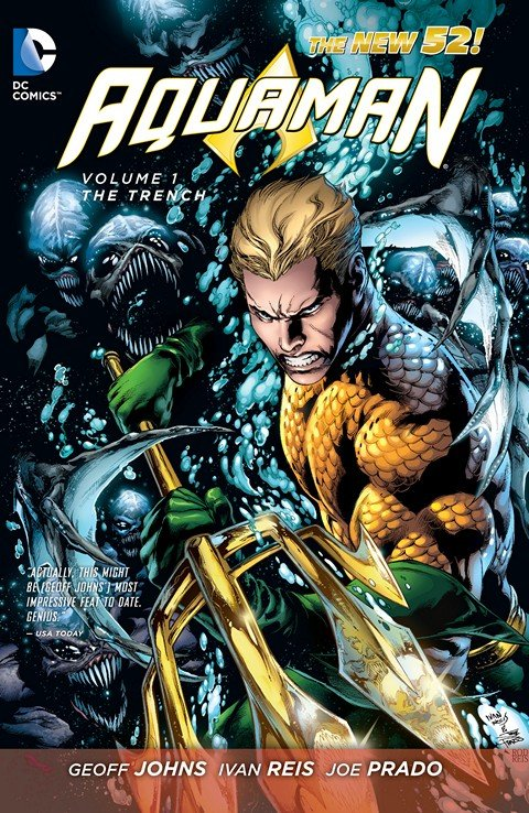 Aquaman Vol. 1 – The Trench