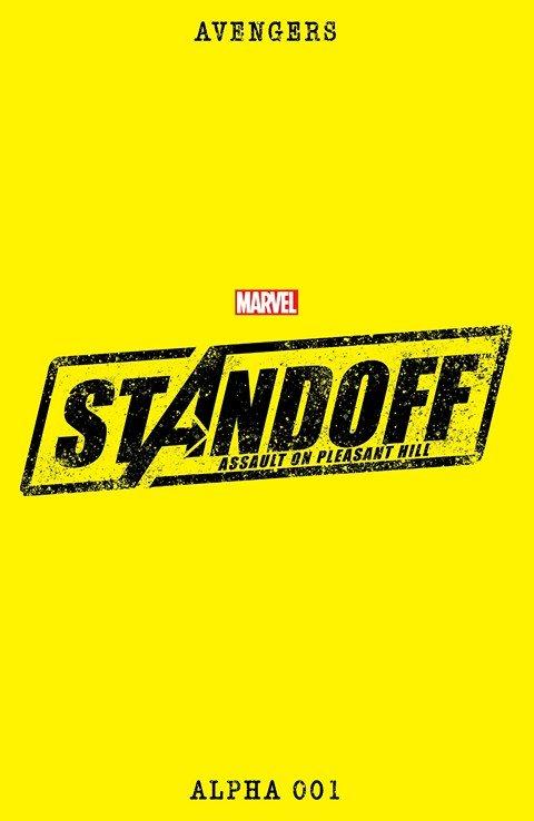 Avengers Standoff – Assault On Pleasant Hill Alpha #1