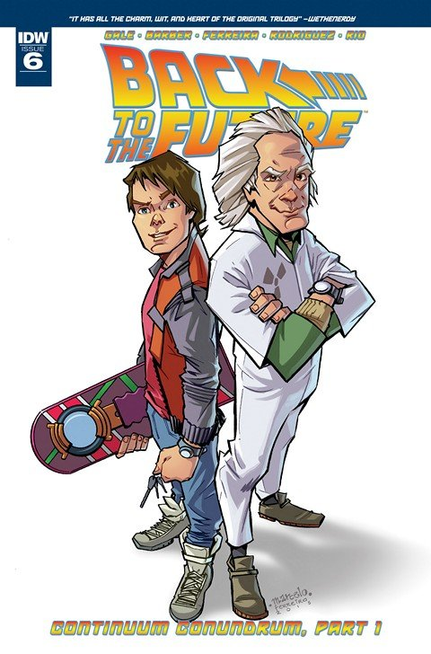 Back to the Future #6