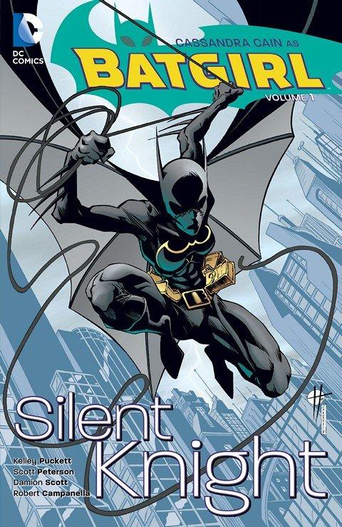 Batgirl Vol. 1 – Silent Knight (TPB) (2015)