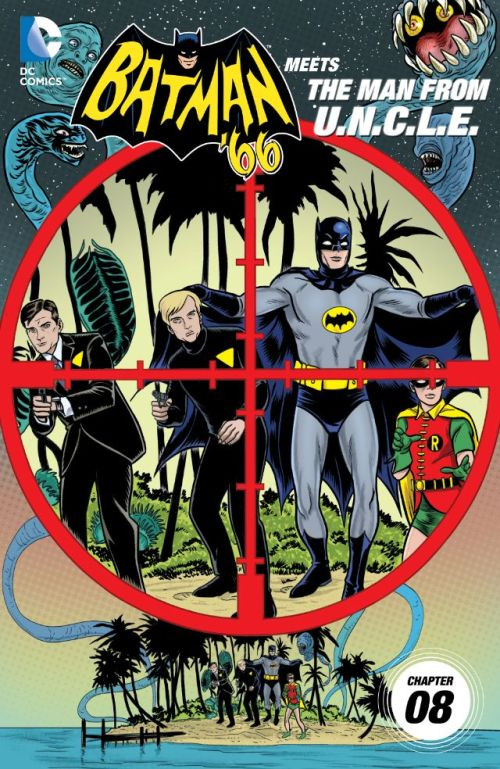 Batman '66 Meets the Man From U.N.C.L.E. #8
