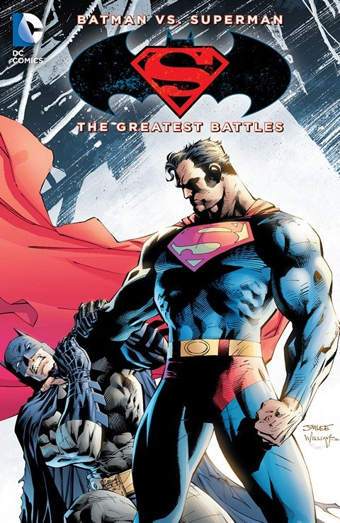 Batman vs. Superman – The Greatest Battles (2015)