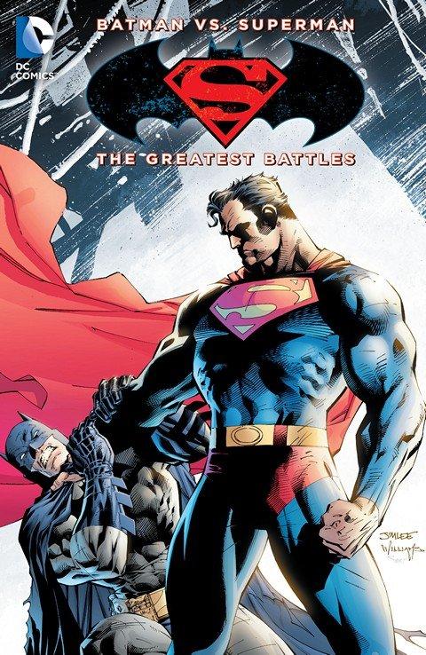 Batman vs. Superman – The Greatest Battles