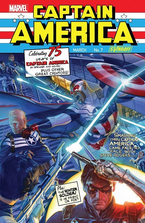 Captain America – Sam Wilson #7