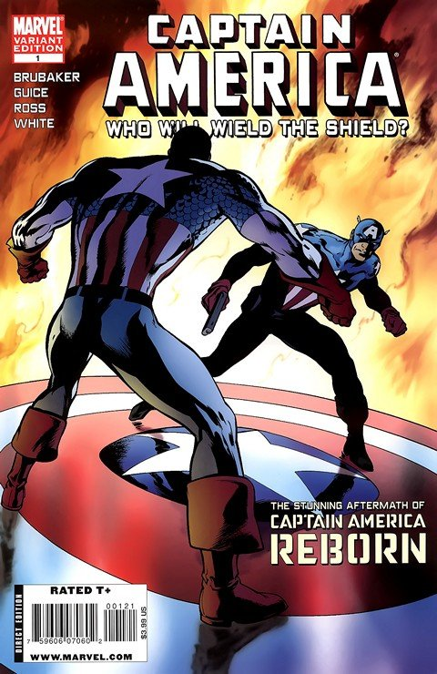 Captain America – Who Will Wield The Shield