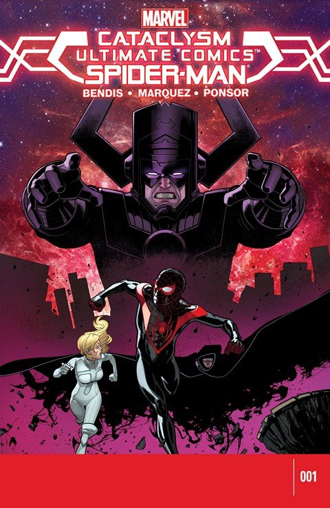 Cataclysm – Ultimate Comics Spider-man #1 – 3