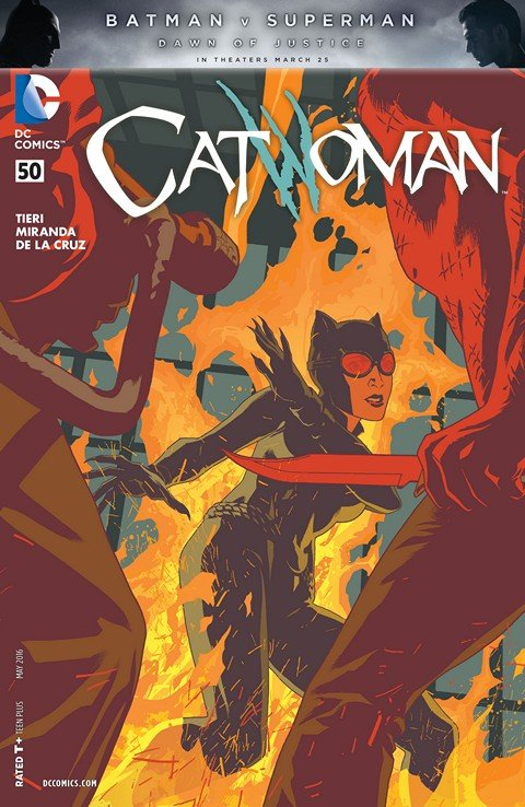 Catwoman #50