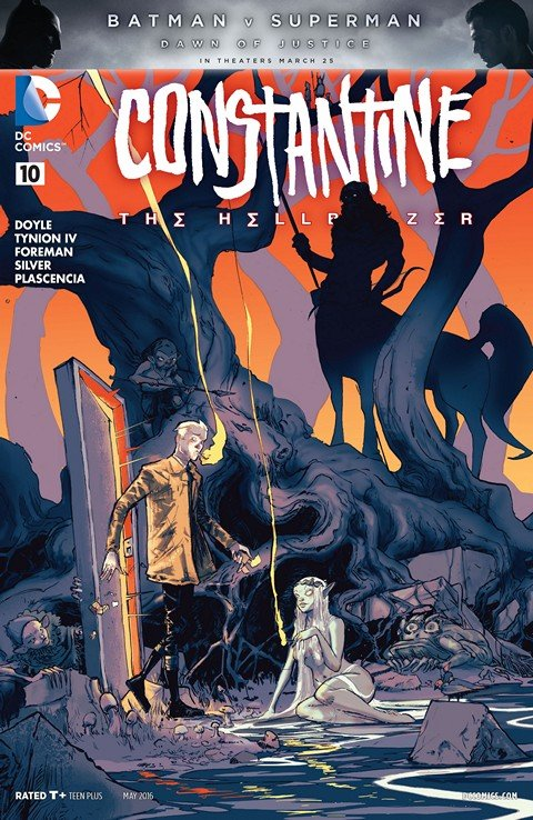 Constantine – The Hellblazer #10
