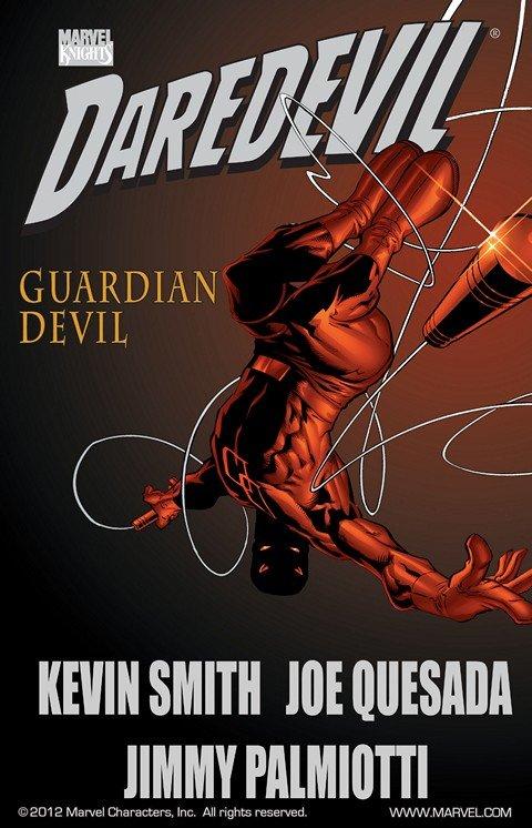 Daredevil – Guardian Devil (TPB) (2010)