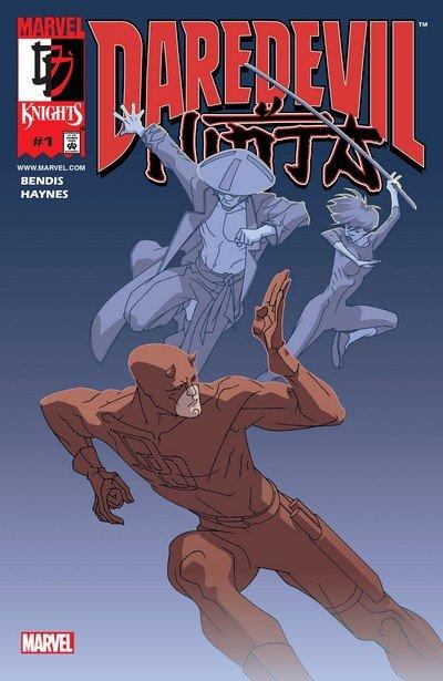 Daredevil – Ninja #1 – 3 (2000-2001)