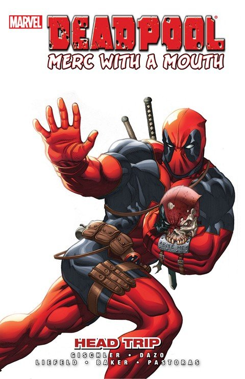 Deadpool – Merc With a Mouth – Head Trip