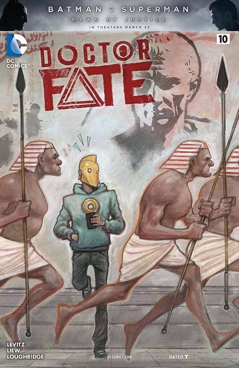 Doctor Fate #10