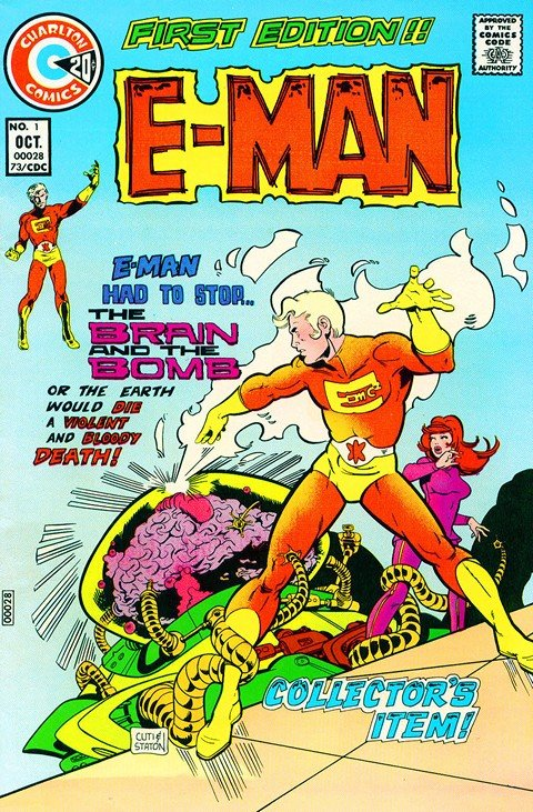 E-Man (Collection) (1973-2006)