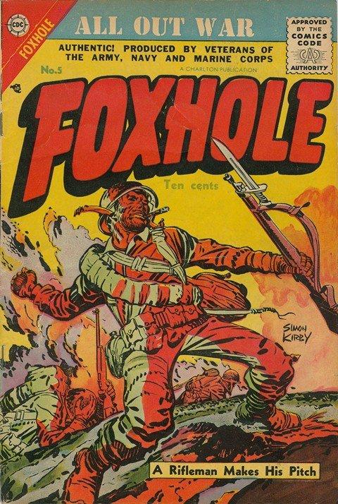 Fox Hole #5 – 7