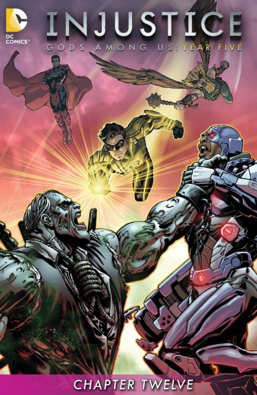 Injustice – Gods Among Us – Year Five #12