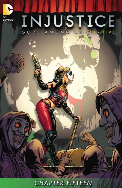 Injustice – Gods Among Us – Year Five #15